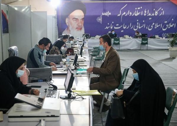 877 نفر برای شرکت در انتخابات میاندوره ای مجلس ثبت نام کردند