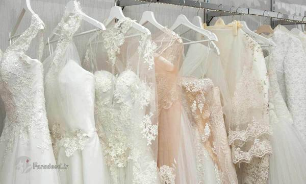 انتخاب لباس عروس؛ چگونه لباس عروس خود را انتخاب کنیم؟