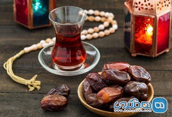 اهمیت مصرف خرما در ماه مبارک رمضان