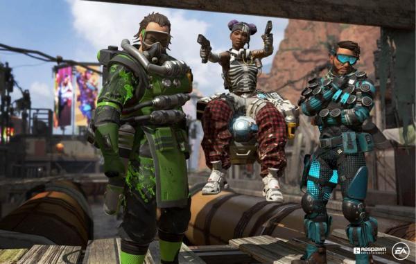 ایپکس لجندز و بازی های آنلاین بیشترین حجم درآمد EA را تشکیل می دهند