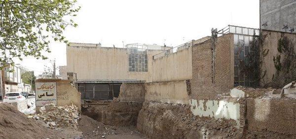 شرایط محله ای تاریخی در قزوین که اصالت خود را حفظ نموده است