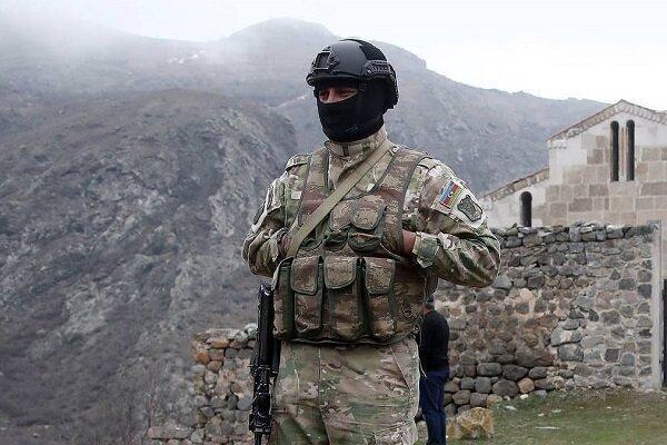 باکو: 40 نظامی ارمنستان وارد خاک ما شدند، ایروان: تکذیب می کنیم