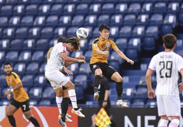 لیگ قهرمانان آسیا، تساوی اوزاکا برابر نماینده تایلند