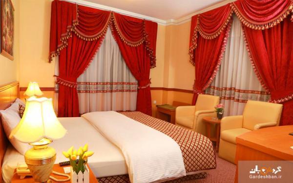 صدف ؛ از هتل های 3 ستاره دبی در نزدیکی مراکز خرید، تصاویر
