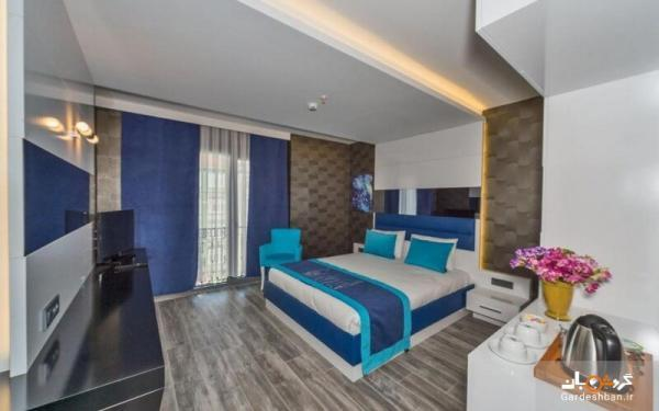 هتل اینتل استانبول؛ هتلی رده بالا و لوکس با خدمات حرفه ای، عکس