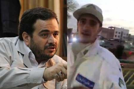 خبر محکومیت سرباز وظیفه راهور صحت ندارد