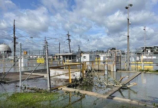 ویزای آمریکا: ازسرگیری فعالیت پالایشگاهی و فراوری نفت آمریکا پس از آیدا