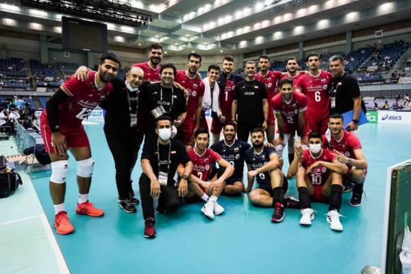 مشکل عظیم ملی پوشان والیبال ایران در ژاپن؛ کمبود غذا برای شاگردان عطایی!