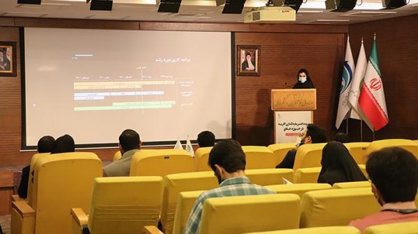 دو دانشجوی خوزستانی در جمع بهترین های مسابقات صنایع خلاق فرهنگی قرار گرفتند